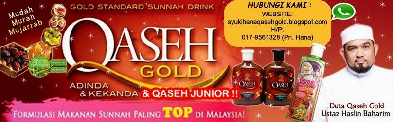 Syukihana Qaseh Gold