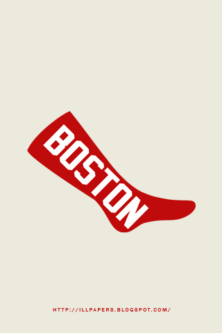 1908 Throwback Boston Red Sox IPhone Wallpaper