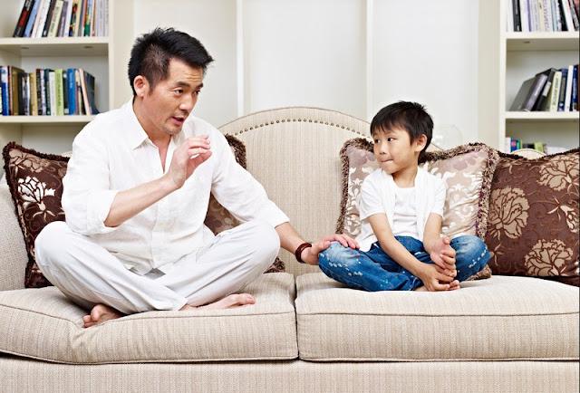 Komunikasi efektif antara orangtua dengan anak