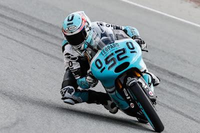 Hasil Lengkap Race Moto3 Sachsenring, Jerman 2015