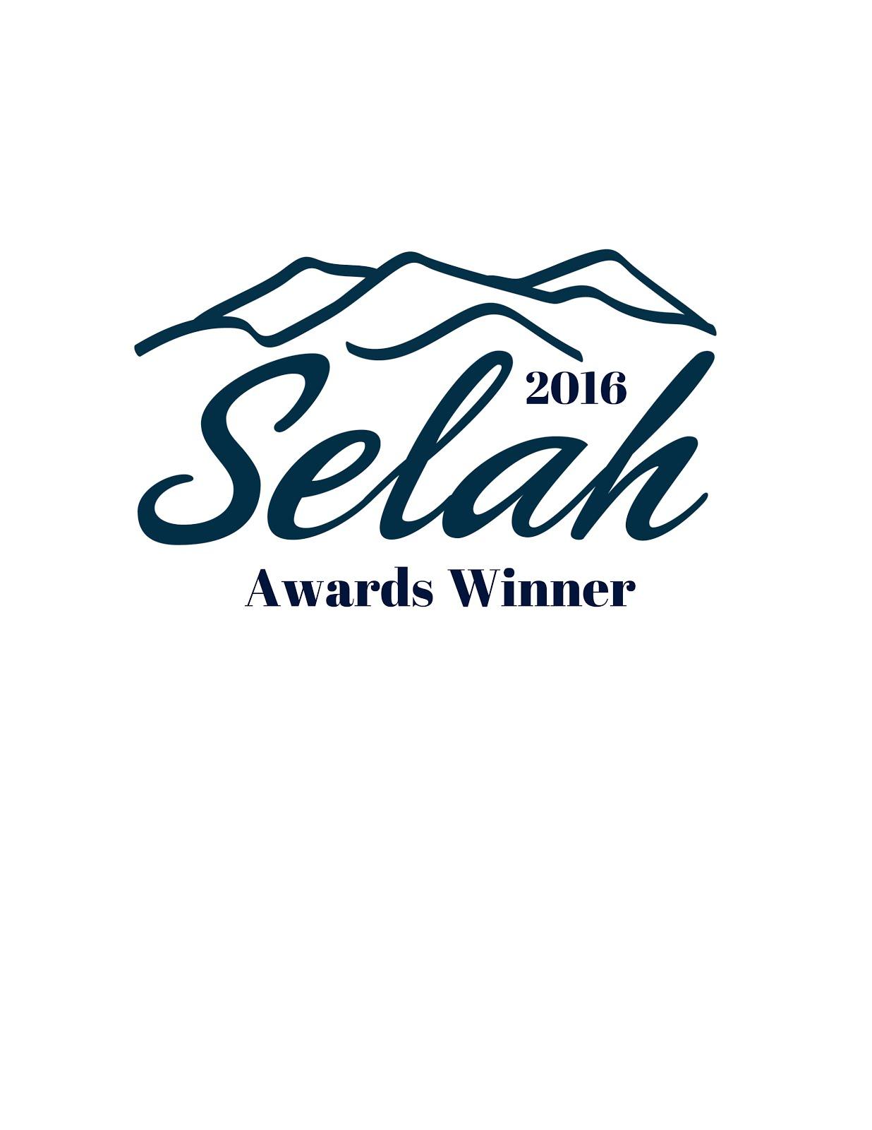 2016 Selah Award Winner