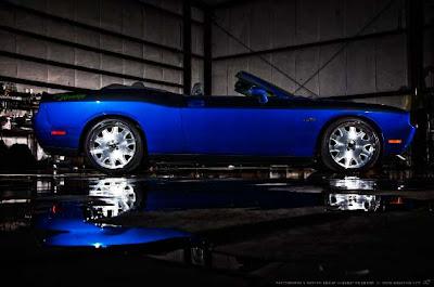 Dodge Challenger Conversivel