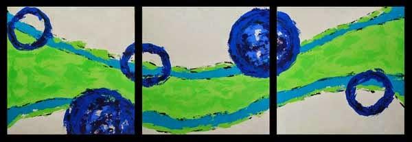 Lisa Meyer - River Bubbles