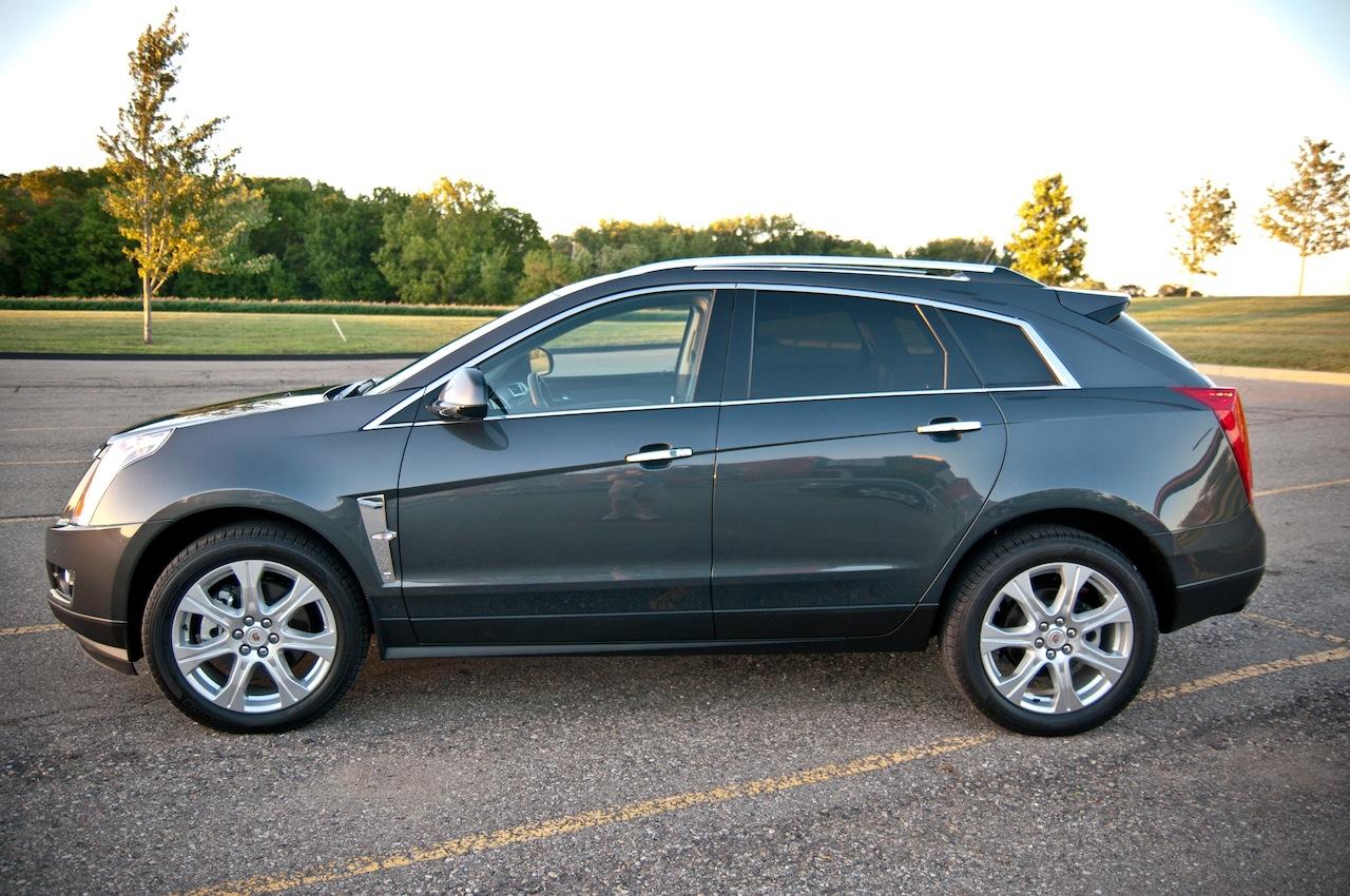 All Car Reviews 02 2011 Cadillac Srx Luxury Crossover