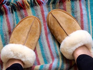 UGG Australia slippers SCUFFETTE CHESTNUT
