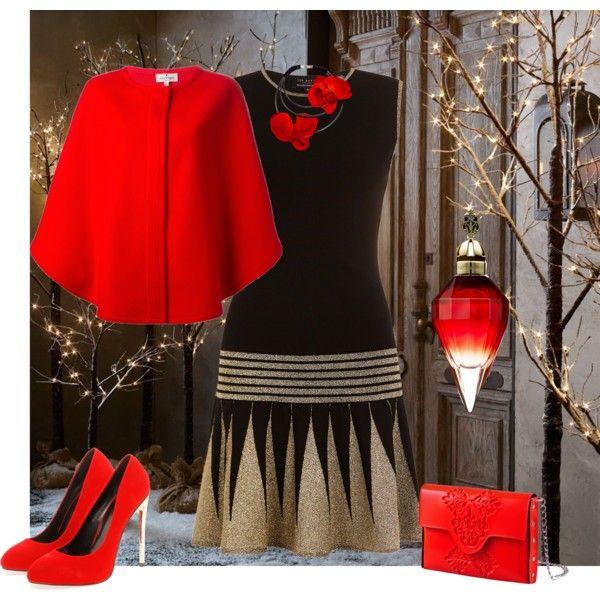 Las 10 mejores tendencia de moda   Outfits Navideños