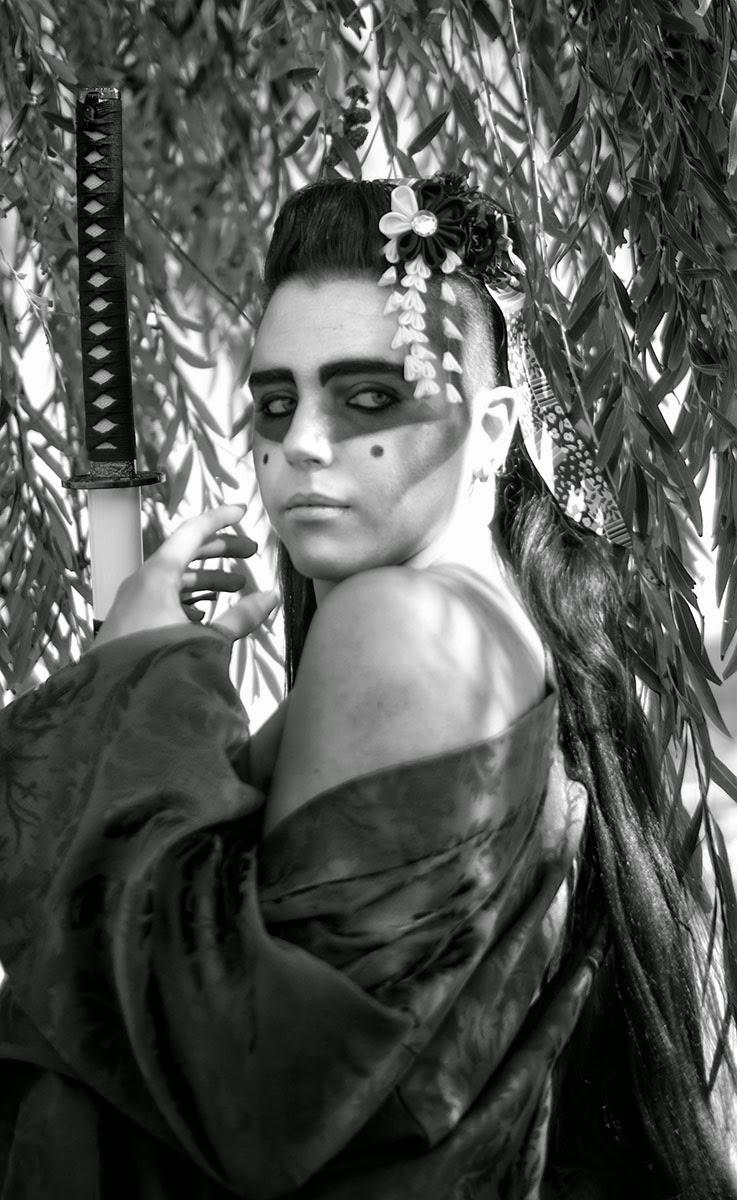 Sesión Fotográfica Geisha(parte 2)