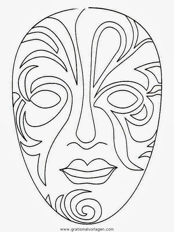 Malvorlagen Masken Ausdrucken - Ausmalbilder Ninja Schildkröte Maske zum ausdrucken