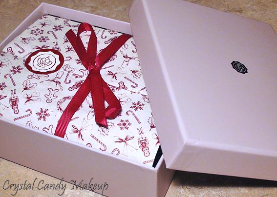 GlossyBox : Novembre 2012 (Canada)