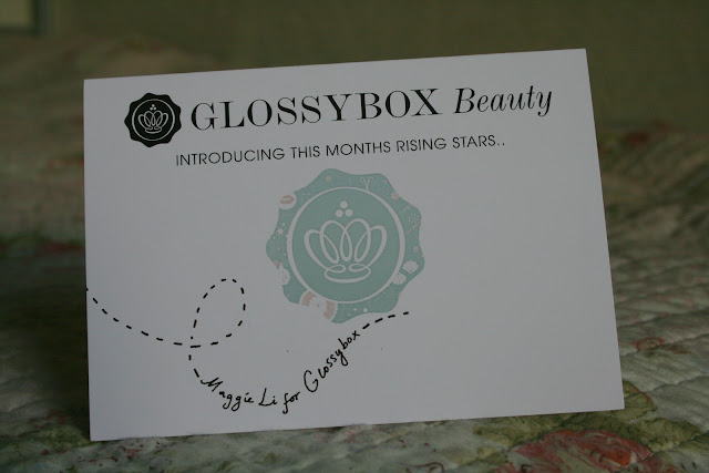 Glossy Box September 2012