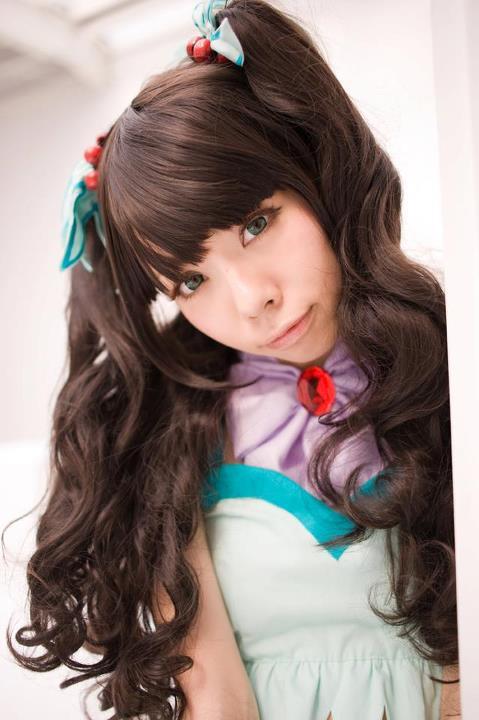 CosRain.Com HAYASE AMI's COSPLAY - Nonomura Sora