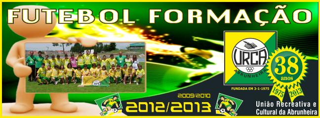 Departamento de Futebol Formação - URCA