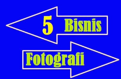 contoh peluang bisnis fotografi