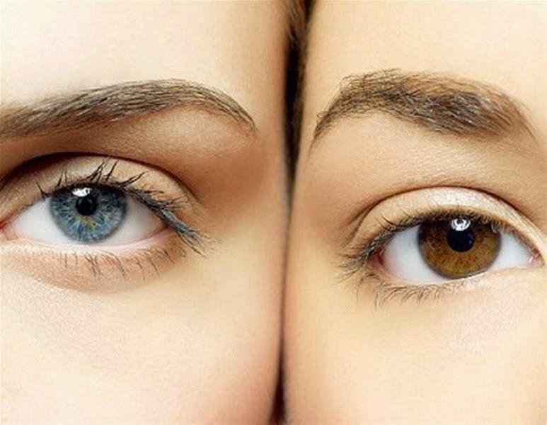 غير لون عينيك من غير عدسات في 20 ثانية