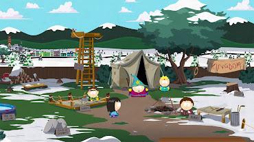 #8 South Park Wallpaper
