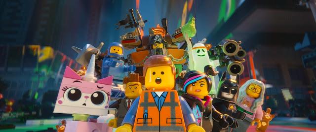 Lego Movie movie still ending