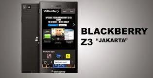 Harga Terbaru dan Spesifikasi Lengkap Blackberry Z3 Jakarta