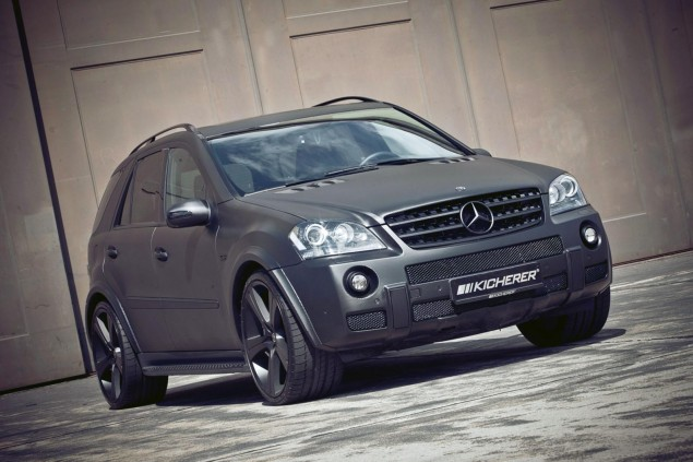 Kicherer Mercedes ML63 AMG Carbon