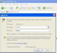 Mikrotik Hotspot Windows Explorer Login