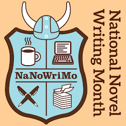 National Novel Writing Month...