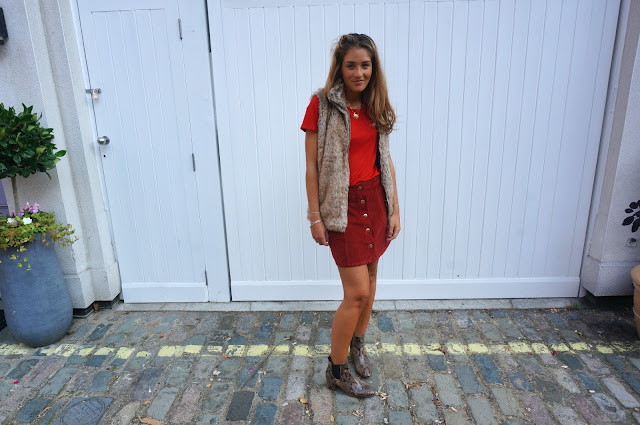chloeschlothes - jupe boutonnee a la mode
