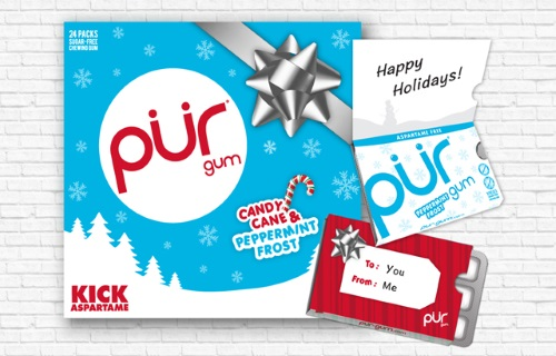 Wagjag PUR Gum 24-pack Holiday Bundle