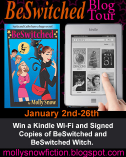 {Book Review+Give@way} BeSwitched Witch by Molly Snow