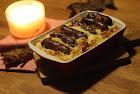 sausage & squash macaroni cheese.