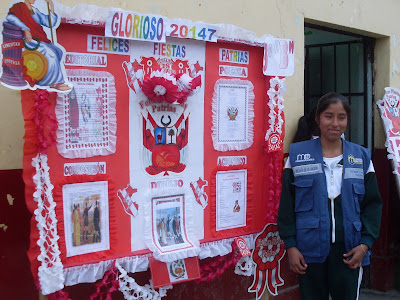 Periodicos murales para el dia del padre mejor conjunto for Diario mural fiestas patrias chile