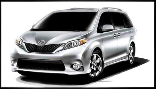 2017 toyota sienna hybrid price and release car drive and feature. Black Bedroom Furniture Sets. Home Design Ideas