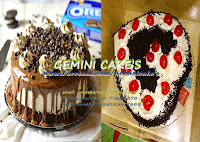 Gemini Cake's Pesan Kue Pernikalan, Ulang Tahun dan Resepsi