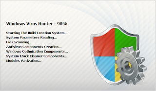 How to remove Windows virus hunter
