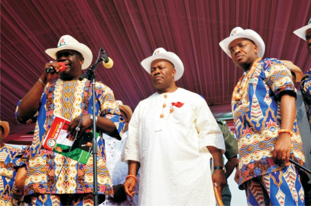 PDP flags off campaign rally in Uyo