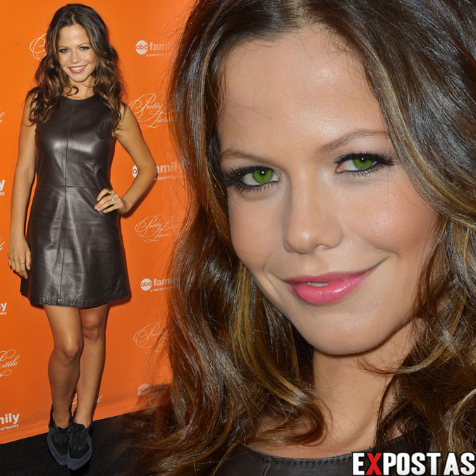 "Tammin Sursok: ABC Family's ""Pretty Little Liars"" Halloween Episode Premiere Red Carpet Event - 16 de Outubro de 2012"