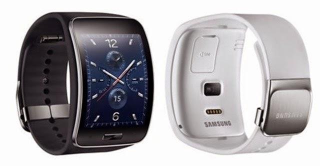 Smartwatch Galaxy Gear S của Samsung chính thức lên kệ