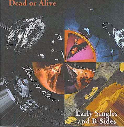 MUSICOLLECTION: DEAD OR ALIVE - Nude Remade Remodelled - 1990