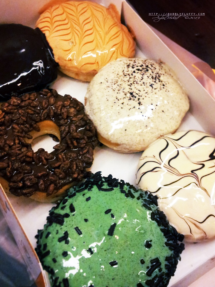 #TGIF at J.Co, Greenbelt 3, J.Co
