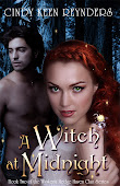 A Witch at Midnight, Book Two in the Wysteria Hedge Haven Clan Series