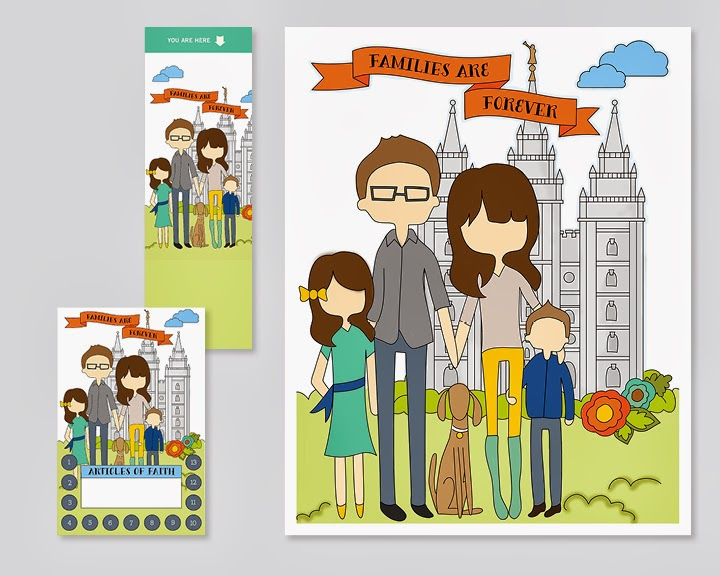 Kimberly Church | 2014 Primary Theme: Families Are Forever