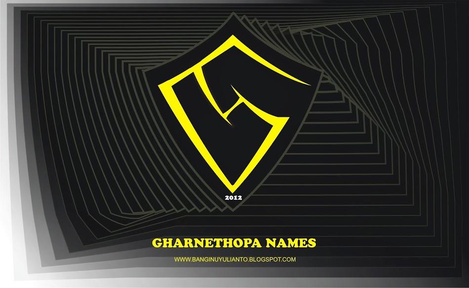 GHARNETHOPA NAMES