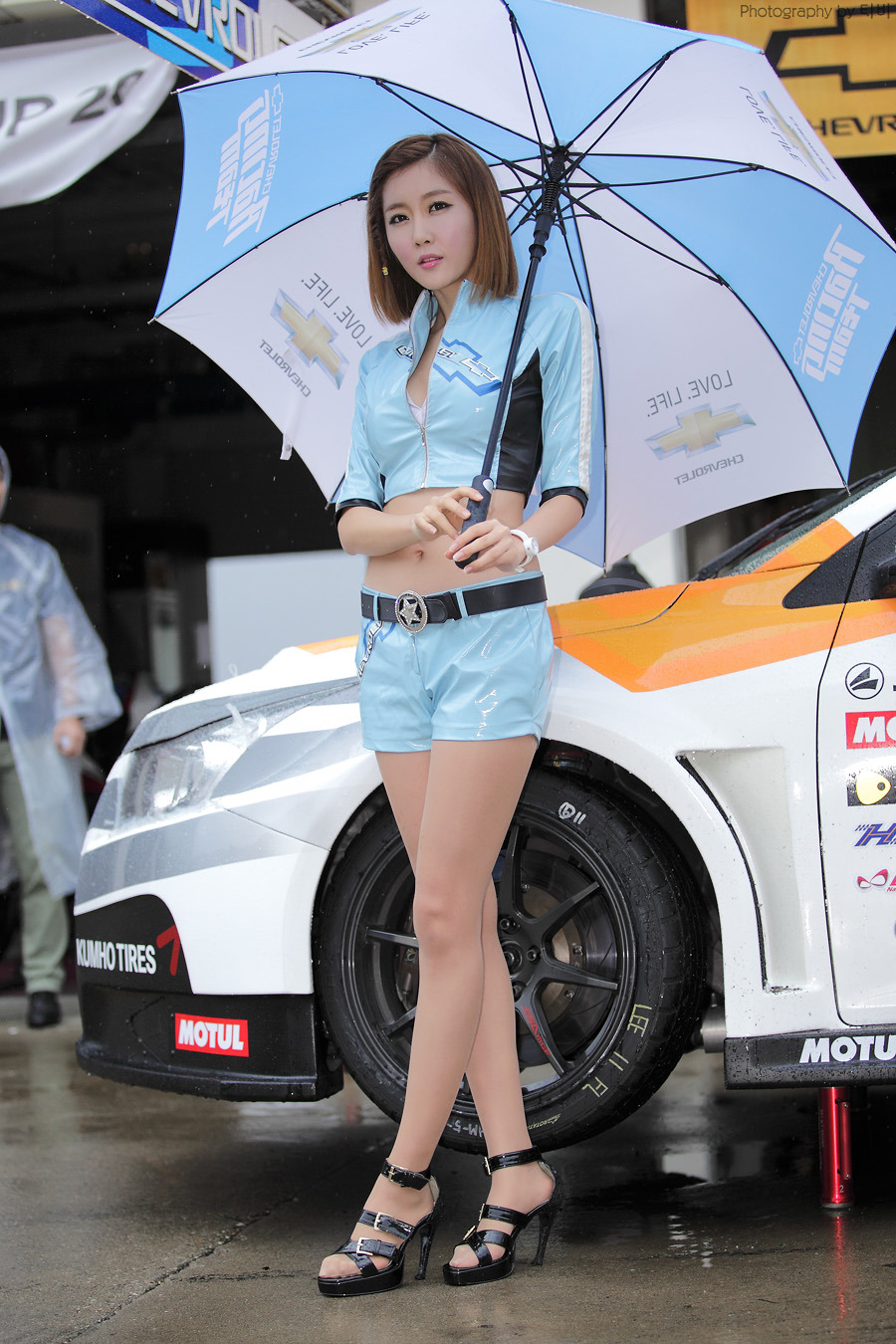 Choi Byeol Yee at CJ SuperRace R6 2012