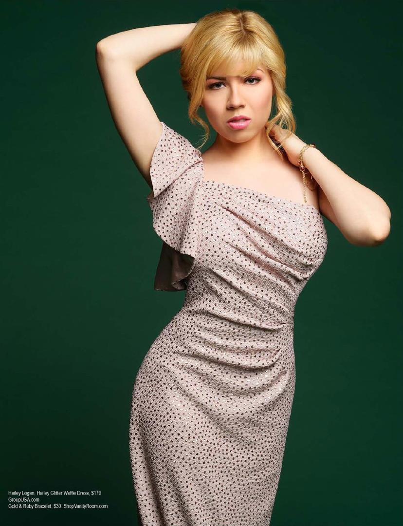 Jennette Mccurdy – Regard Magazine (June 2013)