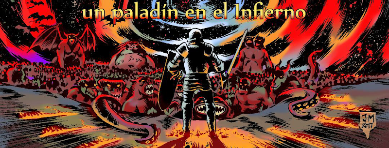 Un Paladín en el Infierno