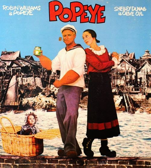 Popeye 1980 720p Movie Free Download
