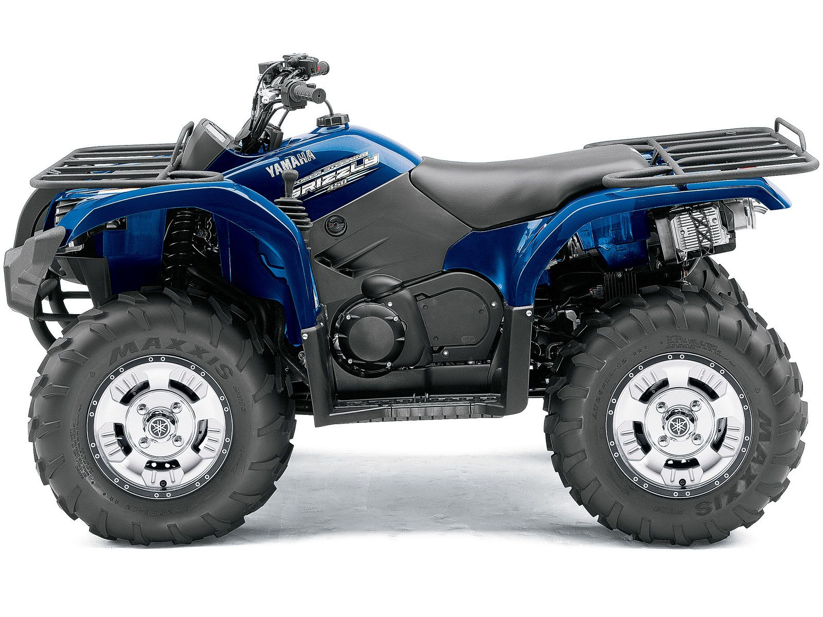 Yamaha Grizzly Wheel Base