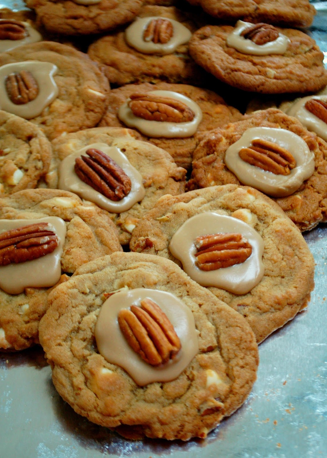The Spice Garden: Maple Pecan Cookies