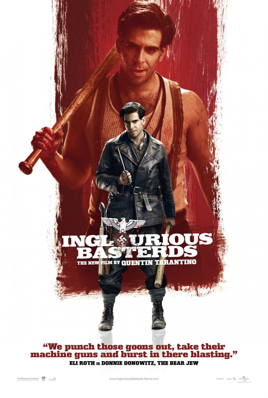 The Geeky Nerfherder: Movie Poster Art: Inglourious ...