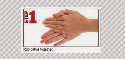 7 langkah cara mencuci tangan yang benar menurut who sdit madani cara cuci tangan 7 langkah pakai sabun yang baik dan benar 1 basahi kedua telapak tangan setinggi pertengahan lengan memakai air yang mengalir ccuart Images