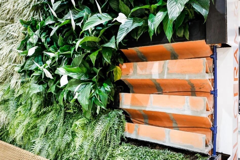 ideias jardins verticais : ideias jardins verticais:Arquitetando Ideias] Jardins Verticais