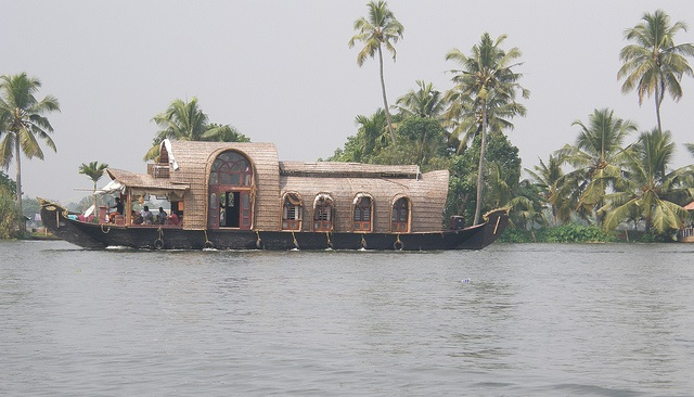 houseboat vacation in Kerala